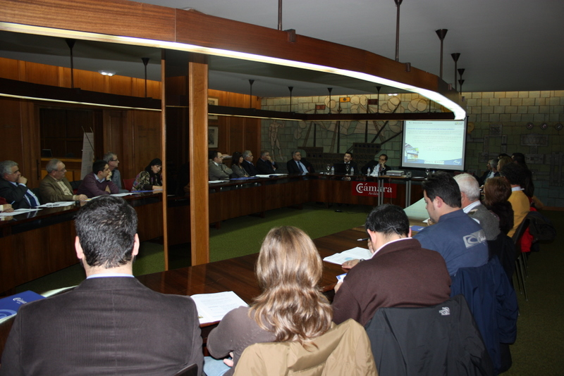 Unas cuarenta empresas convocadas para la presentación del Programa Un Negocio Una Web en Cámara Avilés