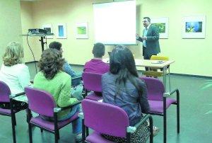 Taller formativo sobre TIC, presencia en Internet y comercio electrónico