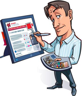 Elementos más importantes de una página web, información impartida en los cursos de presencia en Internet y páginas web de Un Negocio Una Web Asturias