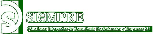 Si�mpre-Web subvencionada de la Empresa adherida al programa Un Negocio Una Web