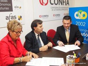 Las Asociaciones Federadas de Autónomos de Asturias