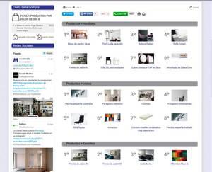Web de Muebles Kit