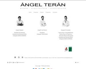 Web de Ángel Terán