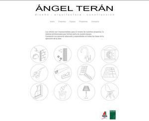 Web deÁngel Terán
