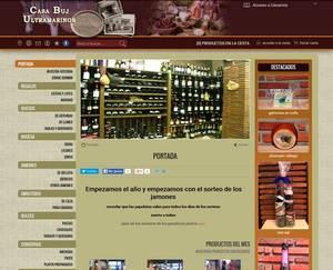 Web de Casa Buj
