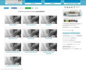 Web de Fisioterapia Aquiles