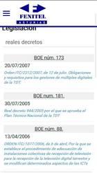 Versión móvil de Fenitel Asturias