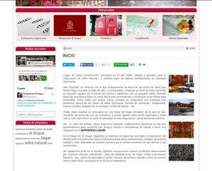 Web de Sidra El Duque