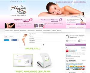 Web de Mercedes Patallo