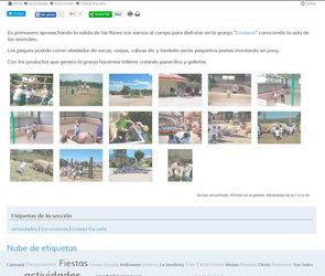 Web de Guardería Kika