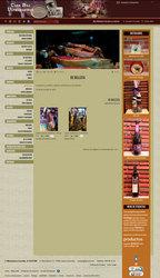 Visión de la web completa de Casa Buj