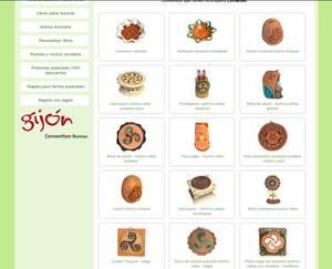 Web de Artesania Asturiana