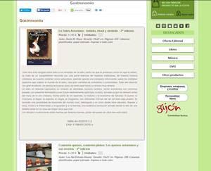 Web de Libro Asturias