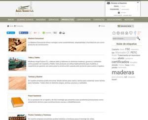 Web de Maderas Ángel Suárez S.L.
