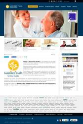 Web completa de Mayores y más Servicios Sociales