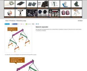 Web de Cusan Suministros Industriales