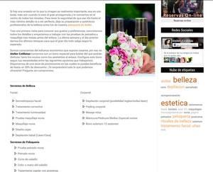 Web de Atelier Estilistas