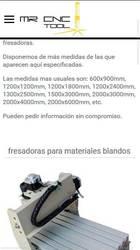 Versión móvil de Web de MR CNC TOOL