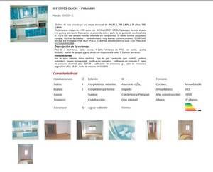 Web de Inmobiliaria Goncasa