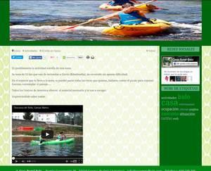 Web de Casa rural Balo
