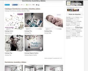 Web de Muebles del Turia