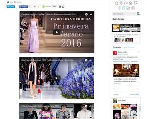 Web de Moda Habana