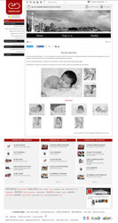 Visión de la web completa de Estebuste Digital
