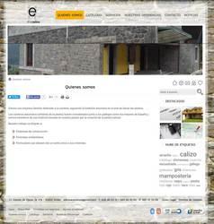 Visión de la web completa de Edrosa Canteros
