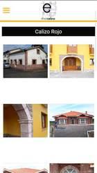 Versión móvil de Web de Edrosa Canteros
