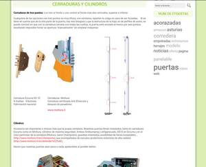 Web de Estampaciones Laviana Bouzón S.L.