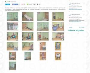 Web de Marta Conejo centro de fisioterapia