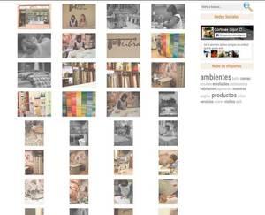 Web de Confecciones Libra