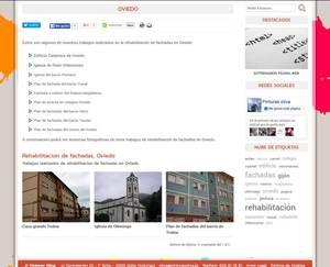 Web de Pinturas Oliva