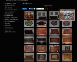Web de Alfombras Konstantino