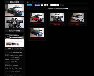 Web de Selección Motor Gijón
