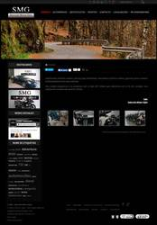 Visión de la web completa de Selección Motor Gijón