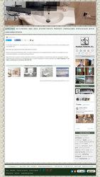 Visión de la web completa de Azulejos Calderón