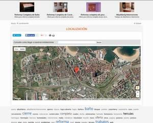 Web de Construcciones JM