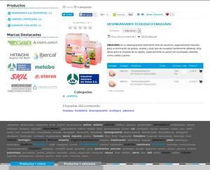 Web de Baz Distribuciones