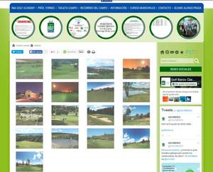Web de Golf Bierzo