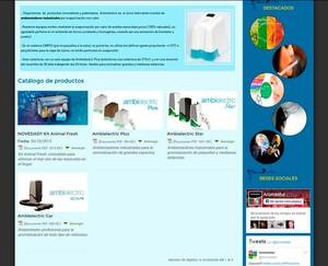 Web de Aromastur