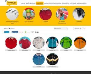 Web de Pramoba