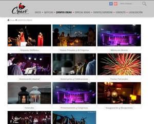 Web de Creavi Music