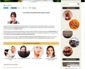 Web de Maestras de ceremonias