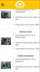 Versión móvil de Web de Talleres Noal