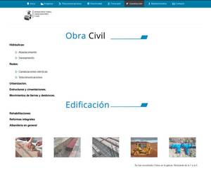 Web de Infraestructuras