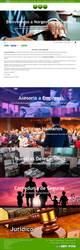 Visión de la web completa de Norgestión Asesores