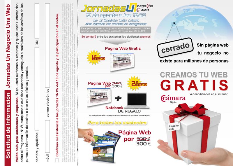 Jornadas Un Negocio Una Web en FIDMA 2010