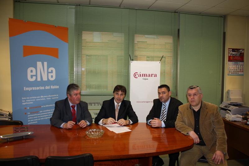 ENA - Asociación de Empresarios del Nalón, se adhiere al Programa Un Negocio Una Web