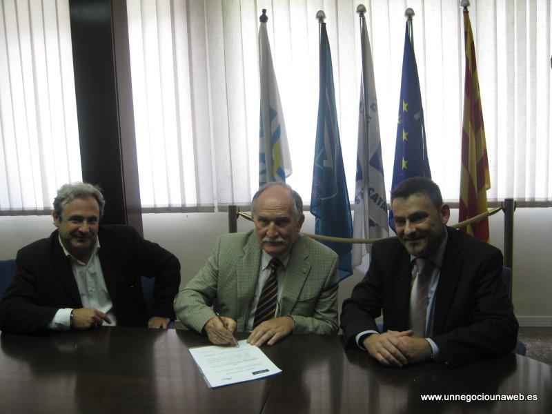 Federació Catalana de Comerciants de Mobles se suma a la iniciativa Un Negocio Una Web.